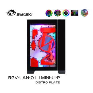 Distro plate - Casing
